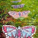 идеи за мозайка в градината (1)