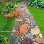идеи за мозайка в градината (4)