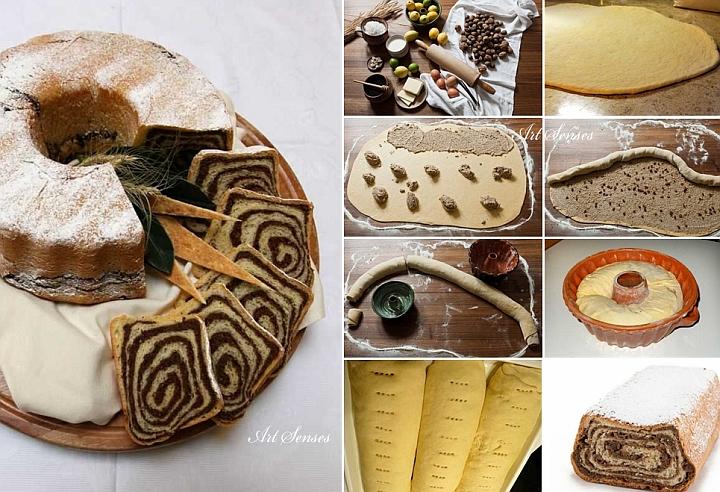 Словенски орехов сладкиш
