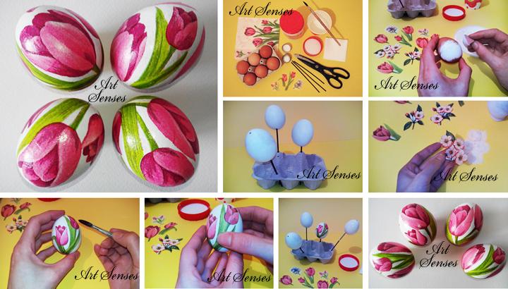 Avkok av påskägg