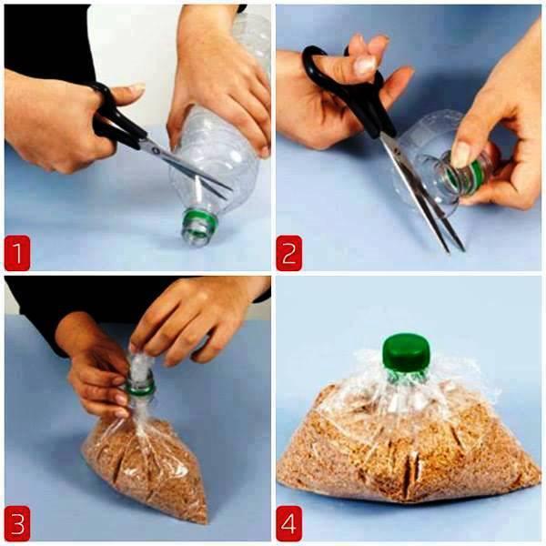 Хитра идея за съхранение на продукти