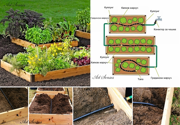 Do it yourself drip irrigation