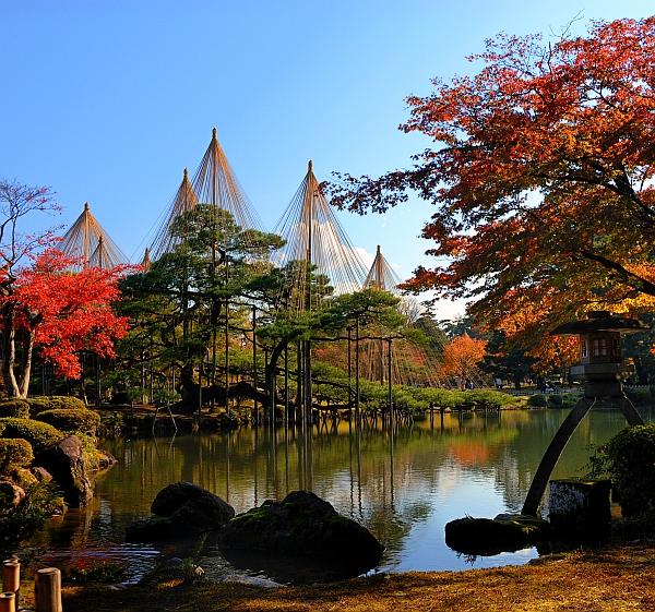 نقاشی ژاپنی طبیعت