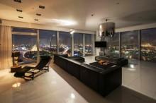 Красив панорамен апартамент в Москва (6)