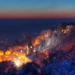 Градове, особено красиви през зимата (11)