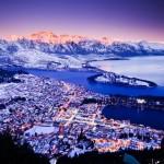 Градове, особено красиви през зимата (15)