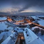 Градове, особено красиви през зимата (17)