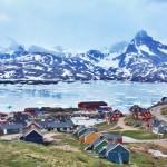 Градове, особено красиви през зимата (2)