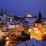 Градове, особено красиви през зимата (4)