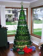 Originelle Weihnachtsbaumideen (1)