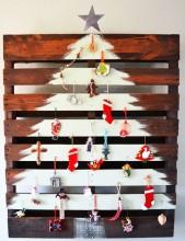 Originelle Weihnachtsbaumideen (2)