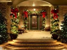 Decorarea exterioară de Crăciun (10)