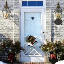 Decorarea exterioară de Crăciun (2)