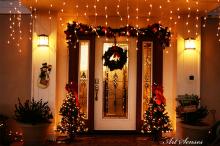 Decorarea exterioară de Crăciun (5)