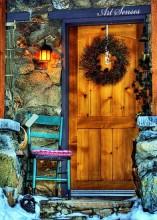 Decorarea exterioară de Crăciun (8)