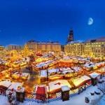 Vánoční Evropa