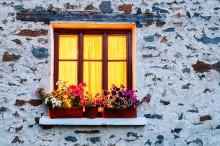 Fenster aus Licht