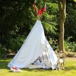 Индианска шатра типи (3)