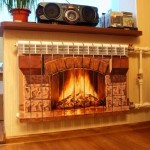 Dekorationer på radiatorer