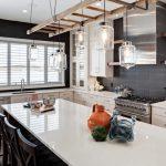 Нестандартна употреба на старата стълба в кухнята11