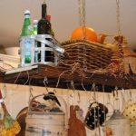 Нестандартна употреба на старата стълба в кухнята16