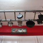 Нестандартна употреба на старата стълба в кухнята8