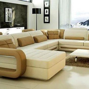 Интериорен дизайн – идеи за големи дивани
