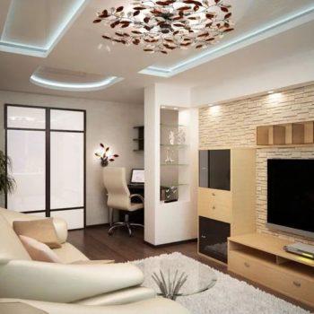 Интериорен дизайн – красиви идеи за малък хол