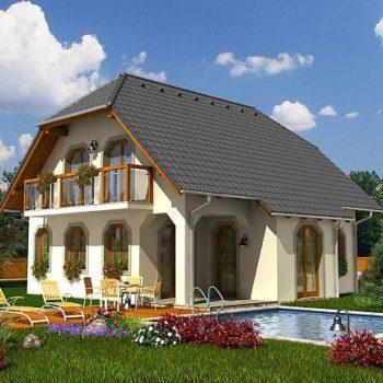 Красива къща с 3 спални и басейн