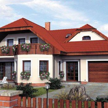 Стилна и красива къща с мансарда и 4 спални