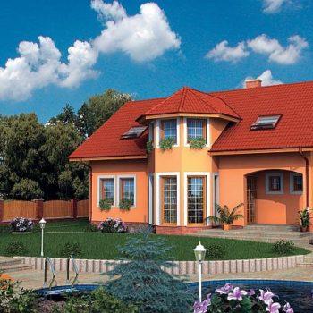 Великолепна къща с пет спални и гараж